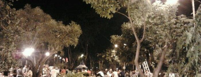 Taman Bungkul is one of Sparkling Surabaya.