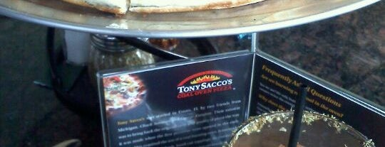 Tony Sacco's Coal Oven Pizza - Lansing, MI is one of Lansing Area.