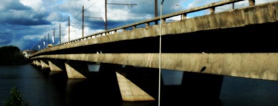 Salu tilts | Island Bridge is one of Unveil Riga : Atklāj Rīgu : Открой Ригу.