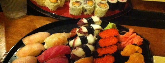 Tono Sushi is one of Must Hit DC.