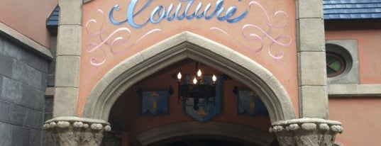 Castle Couture is one of Walt Disney World.