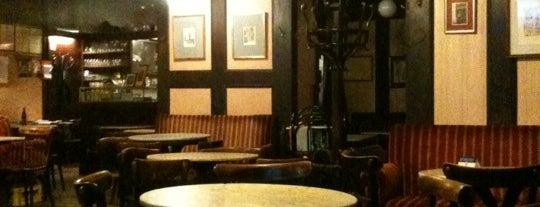 Café Hawelka is one of StorefrontSticker #4sqCities: Vienna.