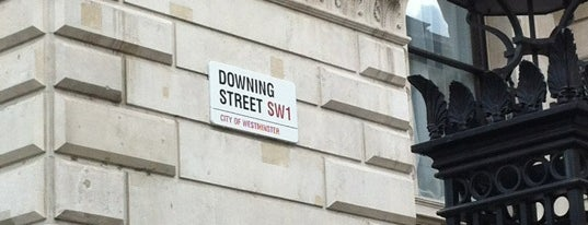10 Downing Street is one of My London.