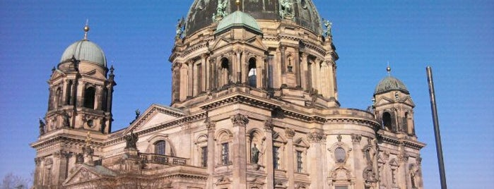 Berlin Cathedral is one of I Love Berlin!.