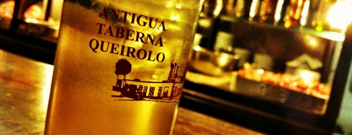 Antigua Taberna Queirolo is one of The 20 best value restaurants in Lima.