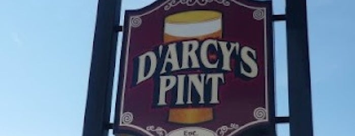 D'Arcy's Pint is one of Highly Recommended Restaurants.