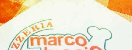 Pizzaria Marco Luccio is one of Hamburguer's de SP.