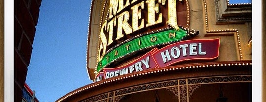 Main Street Station Casino, Brewery & Hotel is one of Vegas.