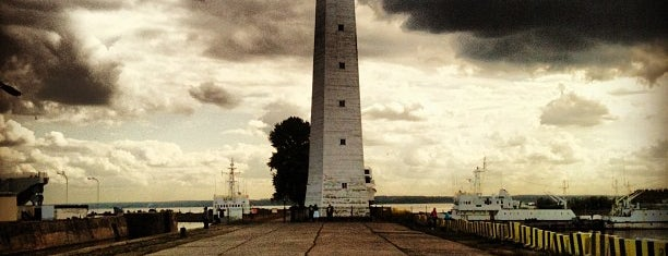 Деревянный маяк is one of Интересное в Питере.
