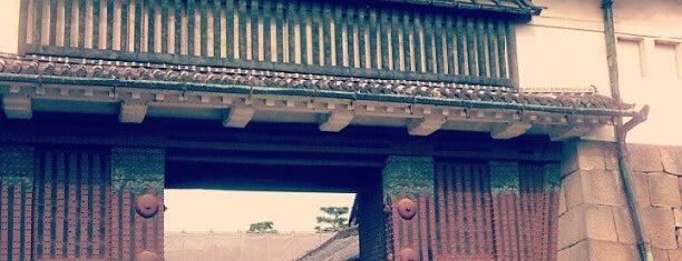Nijo-jo Castle is one of 주변장소5.