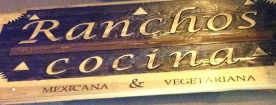 Ranchos Cocina is one of San Diego: Taco Shops & Mexican Food.