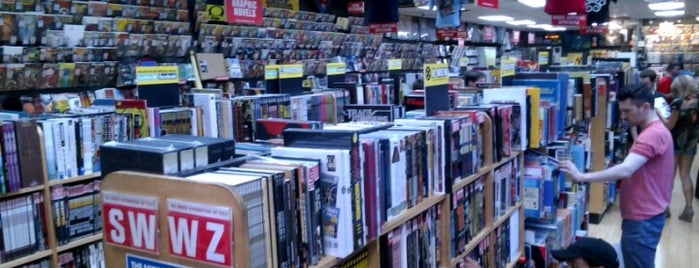 Midtown Comics is one of The Geek Guide to NY Comic Con & NY Super Week.