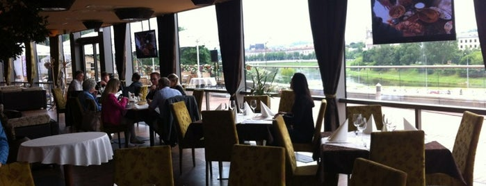 Terrazza is one of Where to eat in Vilnius.