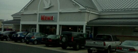 Wawa is one of Favorite Food.