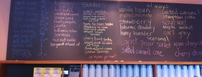 Molly Moon's Homemade Ice Cream is one of Seattle Summer 2013 To Do List.