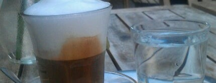 Cafe Cortado is one of Berlin, baby!.