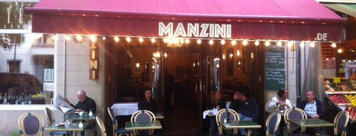Manzini is one of Berlin - It's time for brunch.