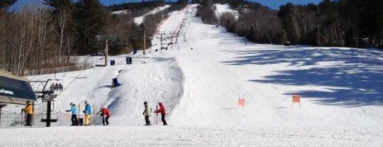 Cranmore Mountain Resort is one of MOUNTAINS.