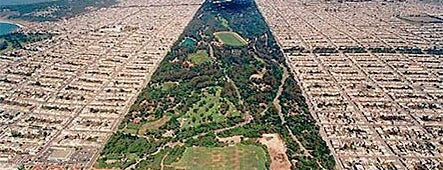 Golden Gate Park is one of San Francisco, my love..