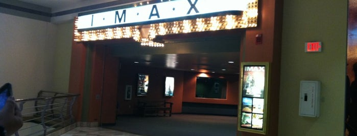 IMAX Rivercenter Mall is one of My Trip to San Antonio.