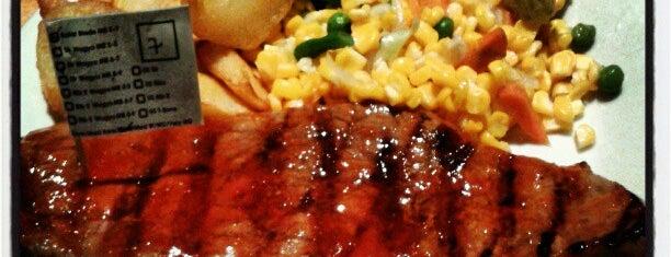 Abuba Steak is one of Tempat Makan Enak.
