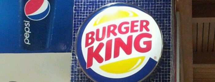 Burger King is one of Hambuguerias.