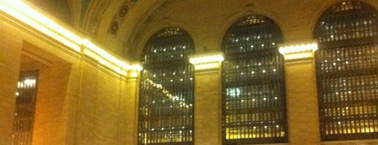 "Grand Central Terminal is one of Foursquare needs a ""Subway Hero Badge""."