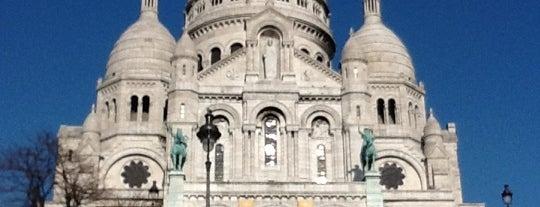 Sacré-Cœur Basilica is one of Must-See Attractions in Paris.
