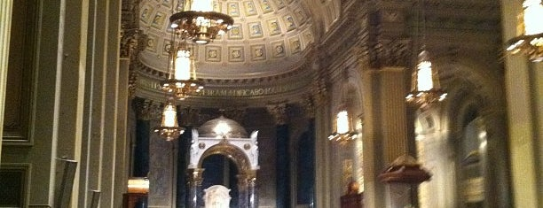 Cathedral Basilica of Saints Peter & Paul is one of Fun.