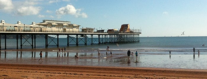 Paignton Beach is one of Guide to Torbay's best spots.