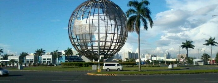 Mall of Asia Globe is one of Manila.