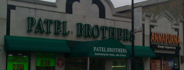 Patel Brothers is one of Chicago.