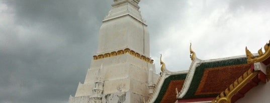 Phra That Choeng Chum is one of จ.สกลนคร.