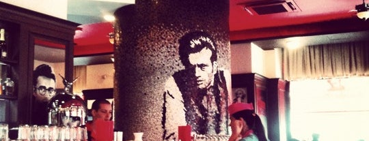 James Dean Prague is one of Must-visit Gece Hayatı Noktaları in Mersin.