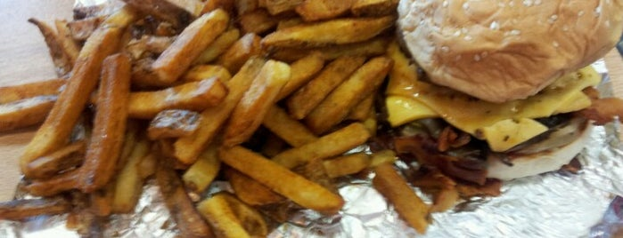 Five Guys is one of What to do in Toledo!.