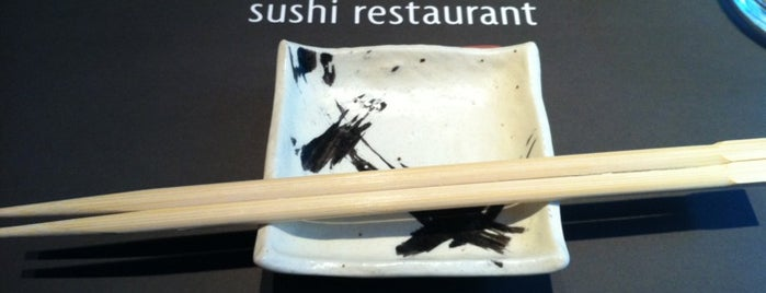 Bento Sushi Restaurant is one of i posti di Nat - mangiare a Milano.