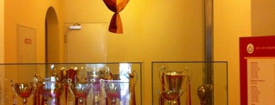 Galatasaray Müzesi is one of İstanbul.