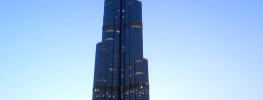 Burj Khalifa is one of Architecture Highlights.