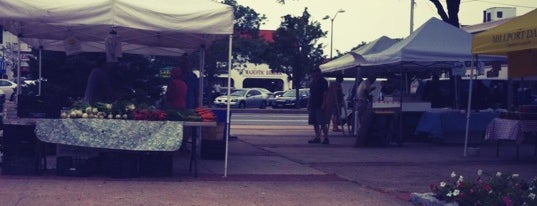 Farmers Market is one of A Taste of Long Beach NY.