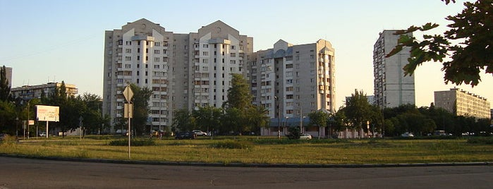 Волгоградська площа is one of Площади города Киева.