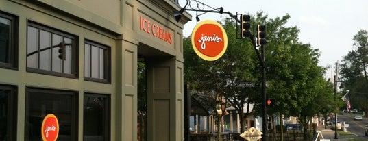 Jeni's Splendid Ice Creams is one of Road trip.