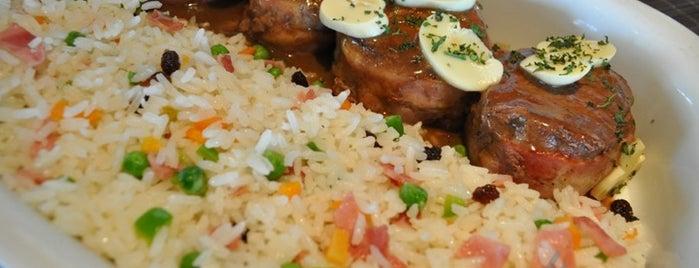 Restaurante Marrua is one of Restaurantes de Recife.