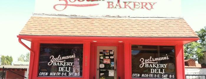 Zoelsmann's Bakery & Deli is one of Favorite Food.