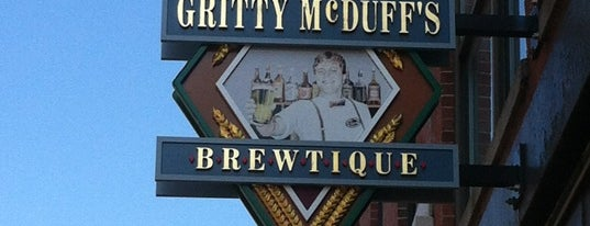 Gritty McDuffs Brewing Company is one of Places to go.