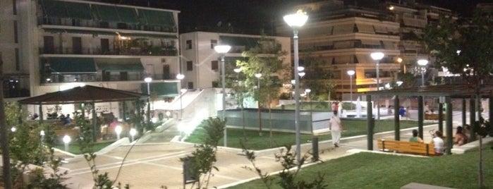 Nea Smirni Square is one of Athens.