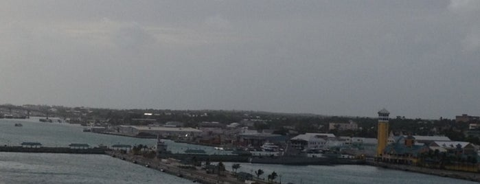 Nassau is one of World Capitals.