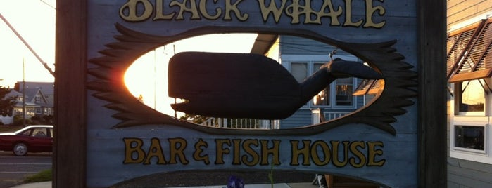 Black Whale Bar & Fishhouse is one of Bars.