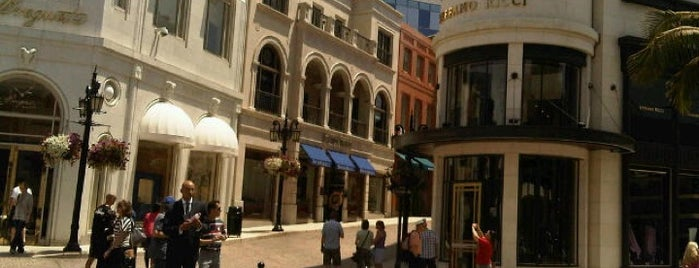 Rodeo Drive is one of Must Visit - LA.