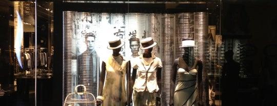 Armani Exchange is one of Shopping.