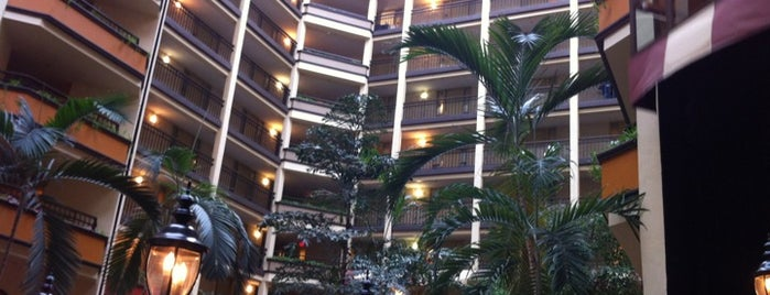Embassy Suites by Hilton Nashville Airport is one of Places I've stayed.